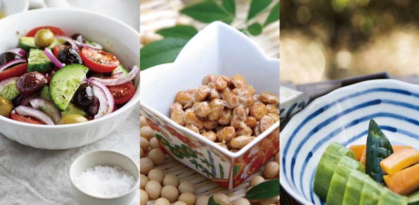 酵素を含む食品